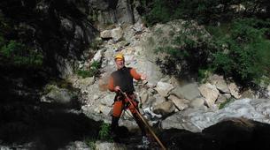 Canyoning-Girona-Canyoning at Les Anelles canyon in Girona-10