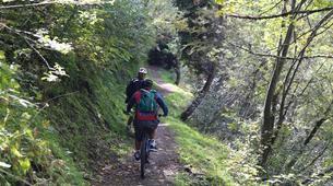 Vélo de Descente-Chamonix Mont-Blanc-Randonnée VTT à Chamonix-1