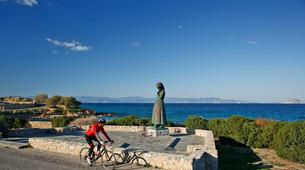 Mountain bike-Athens-Aegina Island mountain biking tour from Athens-4