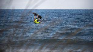Kitesurfing-Santorini-Kitesurfing courses in Santorini-4