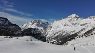 Ski de Randonnée-Aneto-Ski touring in Benasque-5