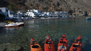 Sea Kayaking-Rethymno-Sea kayak excursion in Sfakia near Rethimno, Crete-1