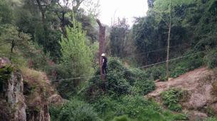 Via Ferrata-Costa Brava-Family via ferrata Gorges de Salenys in Girona-2