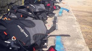 Plongée sous-marine-Malte-PADI Open Water Diver course near Blue Lagoon, Malta-2