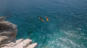 Sea Kayaking-Rethymno-Sea kayak excursion in Sfakia near Rethimno, Crete-5