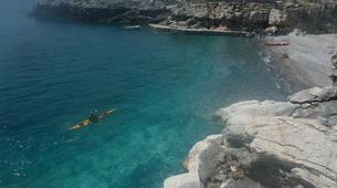 Sea Kayaking-Rethymno-Sea kayak excursion in Sfakia near Rethimno, Crete-4