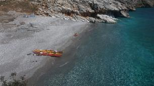 Sea Kayaking-Rethymno-Sea kayak excursion in Sfakia near Rethimno, Crete-3
