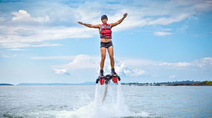 Flyboard / Hoverboard-Cannes-Session Flyboard à Théoule-sur-Mer-5