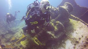 Scuba Diving-Costa Adeje, Tenerife-PADI Open Water Diver course in Costa Adeje, Tenerife Island-3