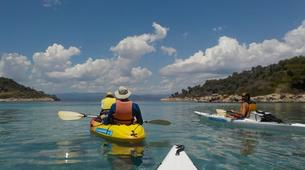 Sea Kayaking-Chalkidiki-Sea kayak excursions in Halkidiki-2