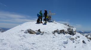 Ski touring-Aneto-Ski touring in the Aneto at 3,404 m.-4