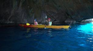 Sea Kayaking-Rethymno-Sea kayak excursion in Bali near Rethimno, Crete-2