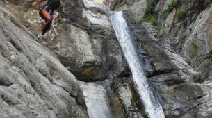 Canyoning-Céret-Canyoning the Les Anelles canyon in Ceret-5