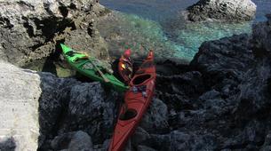Sea Kayaking-Rethymno-4 day sea kayaking excursion in southern Crete-5
