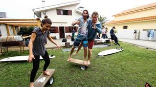 Surf-Esmoriz-Surf camp à Esmoriz, Portugal-6