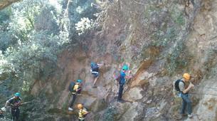 Via Ferrata-Girona-Via ferrata Gorges de Salenys in Girona-2