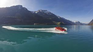 Jet Boating-Interlaken-Jet boating in Interlaken, Switzerland-2