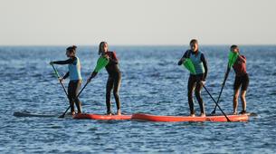 Stand Up Paddle-Bretignolles-sur-Mer-Balade Stand Up Paddle à La Sauzaie, Brétignolles-Sur-Mer-5