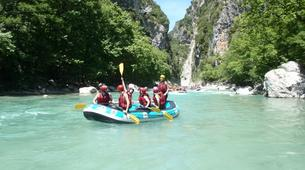 Rafting-Ioannina-Rafting and canyoning excursion in Tzoumerka-4