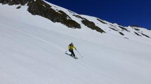 Ski touring-Aneto-Ski touring in the Aneto at 3,404 m.-2