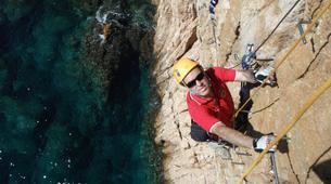Via Ferrata-Girona-Via ferrata Cala del Moli in Costa Brava-2