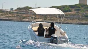 Jet Boating-Malta-Power boating excursion in Blue Lagoon, Malta-2