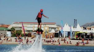 Flyboard / Hoverboard-Marseille-Sessions de Flyboard à la Pointe-Rouge, Marseille-2