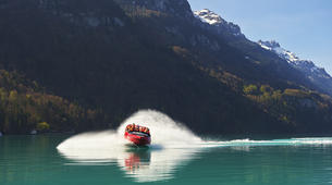 Jet Boating-Interlaken-Jet boating in Interlaken, Switzerland-3