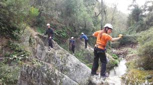Via Ferrata-Girona-Via ferrata Gorges de Salenys in Girona-1