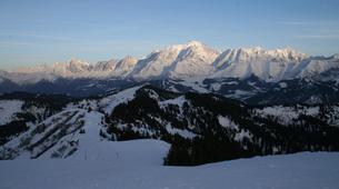 VTT-Megève, Evasion Mont Blanc-Randonnée Fat Bike et Fat Trotinette à La Giettaz, Val d'Arly-1