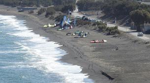 Kitesurfing-Santorini-Kitesurfing courses in Santorini-11