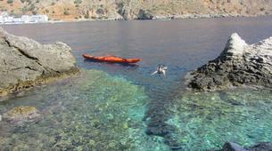 Sea Kayaking-Rethymno-4 day sea kayaking excursion in southern Crete-6
