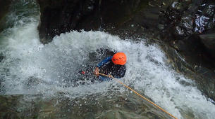 Canyoning-Annecy-Canyon de Montmin près du Lac d'Annecy-5