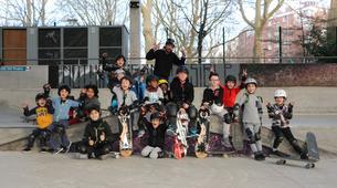 Skateboarding-Paris-Skateboarding course in Paris-7