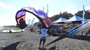 Kitesurfing-Santorini-Kitesurfing courses in Santorini-6