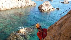 Via Ferrata-Girona-Via ferrata Cala del Moli in Costa Brava-3