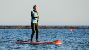 Stand Up Paddle-Bretignolles-sur-Mer-Balade Stand Up Paddle à La Sauzaie, Brétignolles-Sur-Mer-1