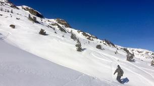 Backcountry snowboarding-Chamonix Mont-Blanc-Splitboard initiation in Chamonix-9