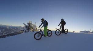 VTT-Megève, Evasion Mont Blanc-Randonnée Fat Bike et Fat Trotinette à La Giettaz, Val d'Arly-6
