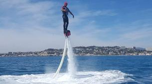 Flyboard / Hoverboard-Marseille-Sessions de Flyboard à la Pointe-Rouge, Marseille-5