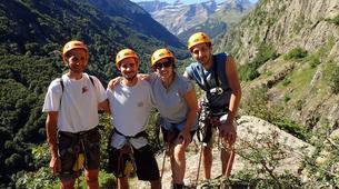 Via Ferrata-Gavarnie-Canyoning et Via Ferrata près du Cirque de Gavarnie-8