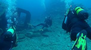 Scuba Diving-Costa Adeje, Tenerife-PADI Open Water Diver course in Costa Adeje, Tenerife Island-1