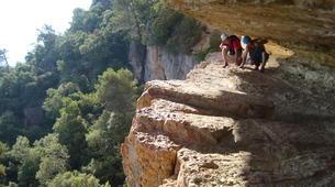 Via Ferrata-Province of Tarragona-Via Ferrata Dels Patacons in Tarragona-1