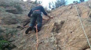 Rock climbing-Costa Brava-Multipitch climbing in l'Estartit and l'Escala, Costa Brava-3