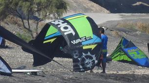 Kitesurfing-Santorini-Kitesurfing courses in Santorini-7