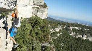 Via Ferrata-Province of Tarragona-Via Ferrata Dels Patacons in Tarragona-5