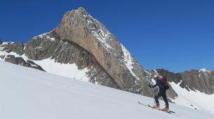 Ski touring-Aneto-Ski touring in the Aneto at 3,404 m.-5
