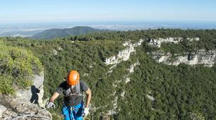 Via Ferrata-Province of Tarragona-Via Ferrata Dels Patacons in Tarragona-2