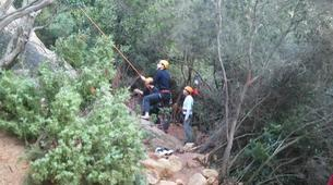 Rock climbing-Costa Brava-Multipitch climbing in l'Estartit and l'Escala, Costa Brava-4