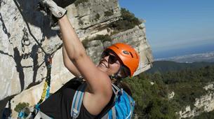 Via Ferrata-Province of Tarragona-Via Ferrata Dels Patacons in Tarragona-4
